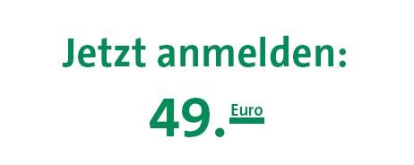 Jetzt anmelden für 49 Euro beim Anwendertreffen
